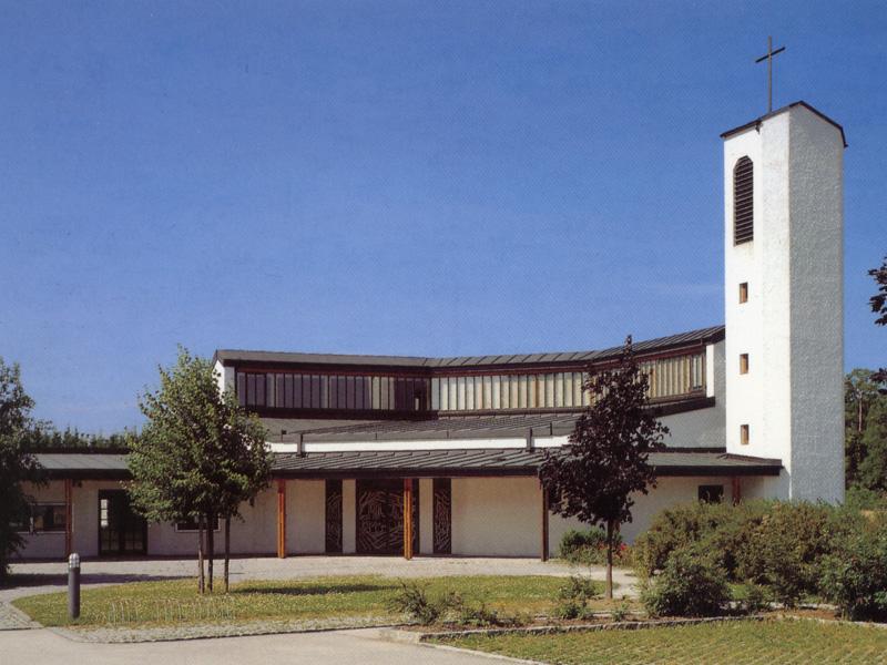 Geweiht am 14. 10. 1989 von Bischof Maximilian Aichern